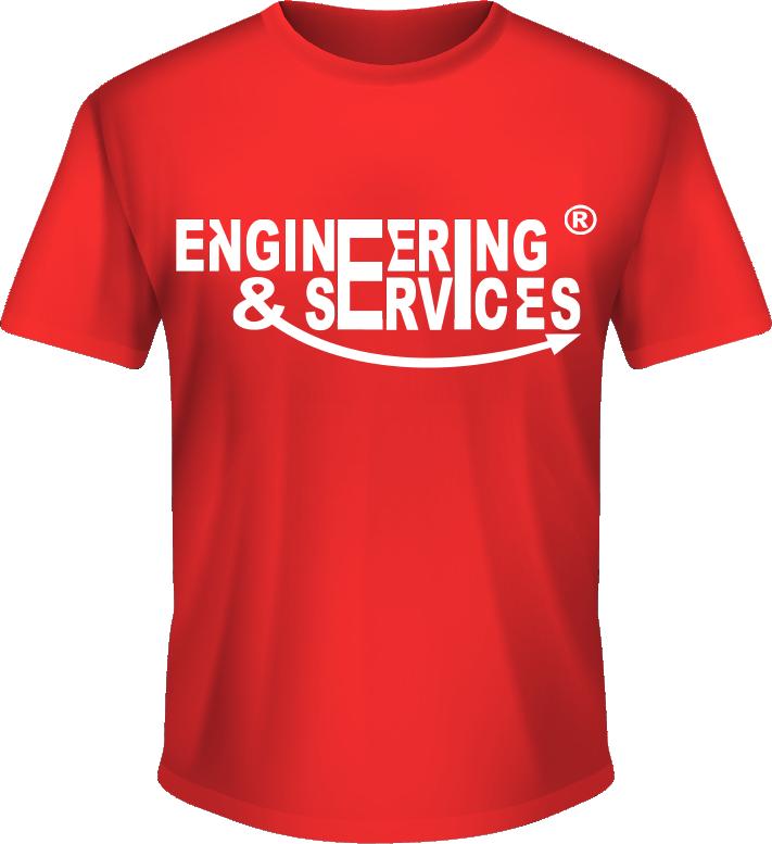 camiseta engineeringservices