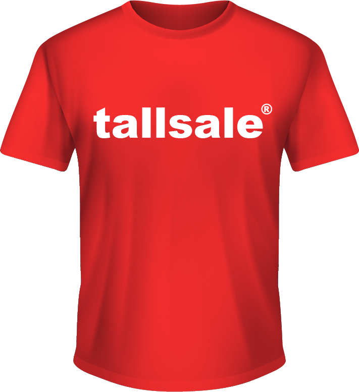 camiseta tallsale